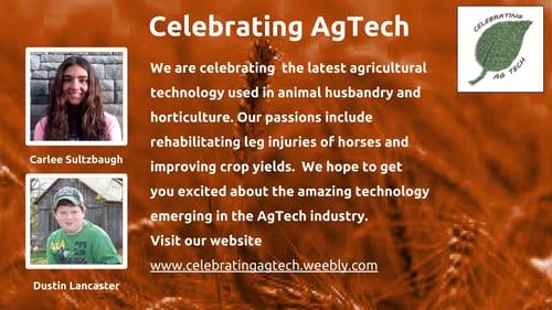 Celebrating AgTech