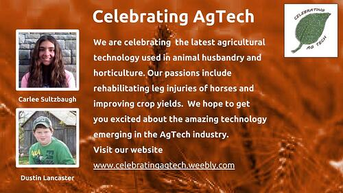 Celebrating AgTech