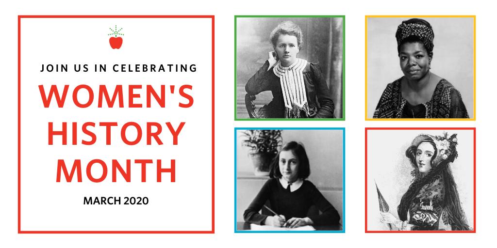 Women's History Month Social Media Plan-5